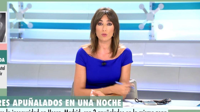Pardo en Telecinco. (Mediaset España)