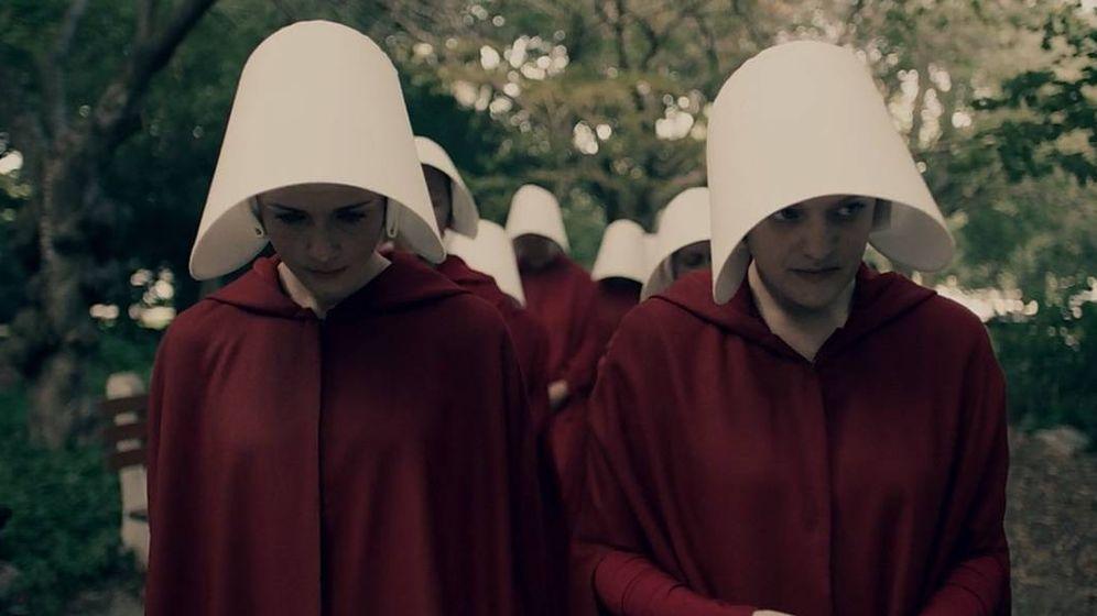 Foto: Imagen de 'El cuento de la criada'. (Hulu)