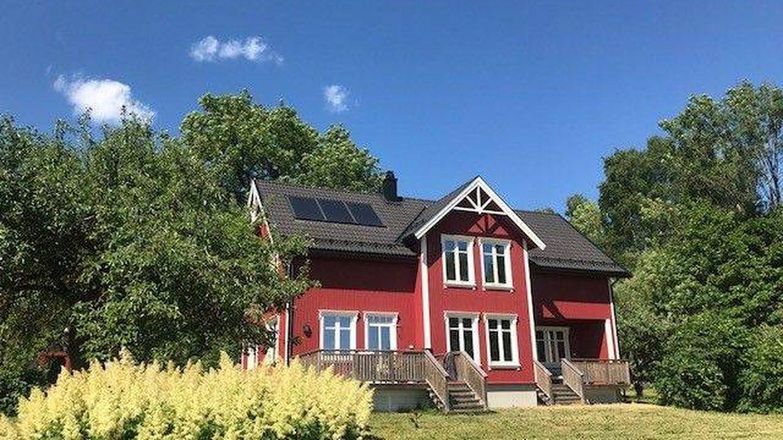 Casa de Haakon y Mette-Marit en alquiler. (Finn)