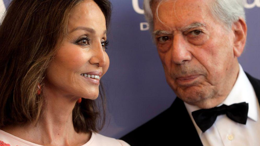 Foto: La pareja, en una imagen de archivo.(EFE)