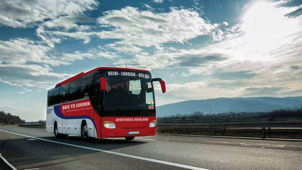 Foto: El viaje más largo en autobús del mundo: 18 países y 20.000 kilómetros por 17.000 euros. (Adventure Overland)