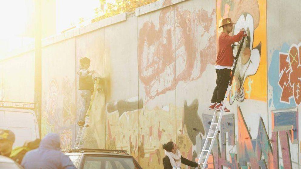 Street art: el graffiti como arma de regeneración urbana