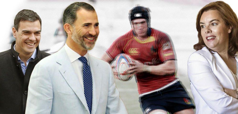 Foto:  El rugby se vestirá de gala para una representación institucional sin precedentes.