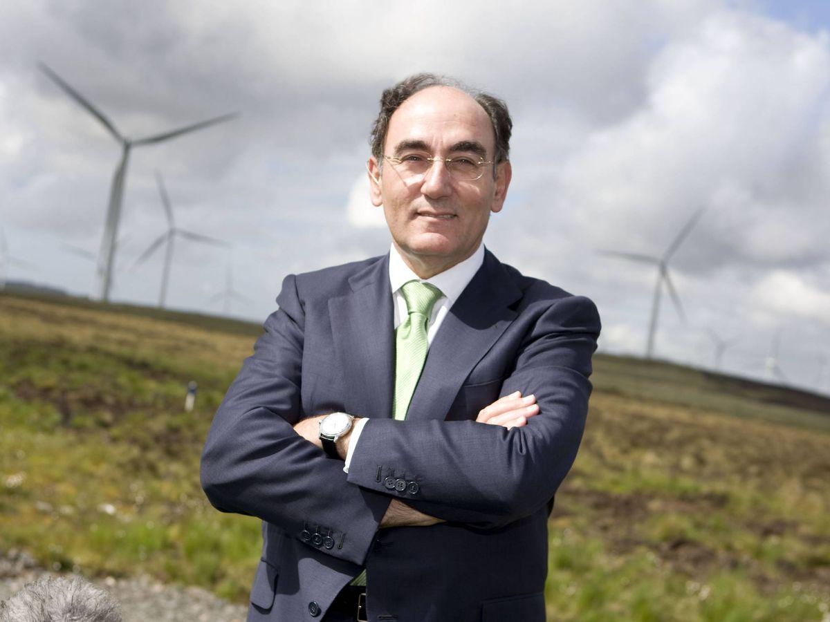 Foto: El presidente de Iberdrola, Ignacio Sánchez Galán. (Foto cedida por Iberdrola)