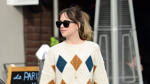 Dakota Johnson, la mejor inspiración 'casual friday'