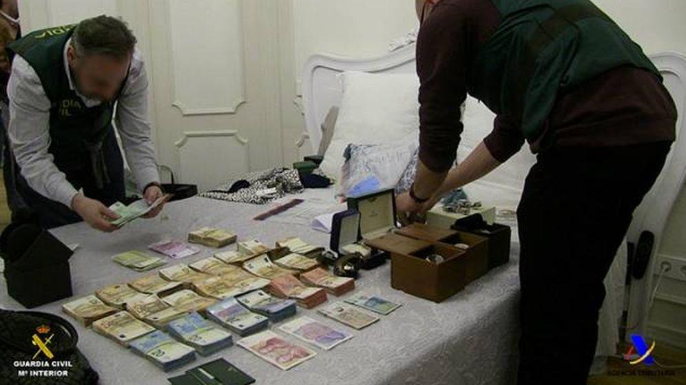 Foto: Los miembros de la trama ingresaron más de 1.000 millones en tres años. (Guardia Civil)