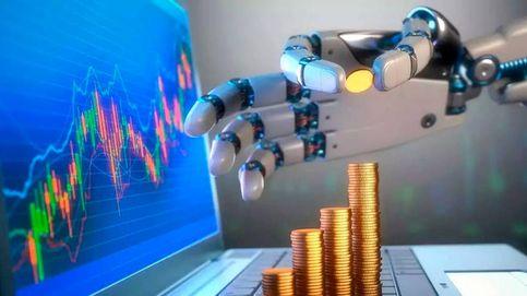Olvídate del trato humano: si no eres rico te asesorará un robot para invertir