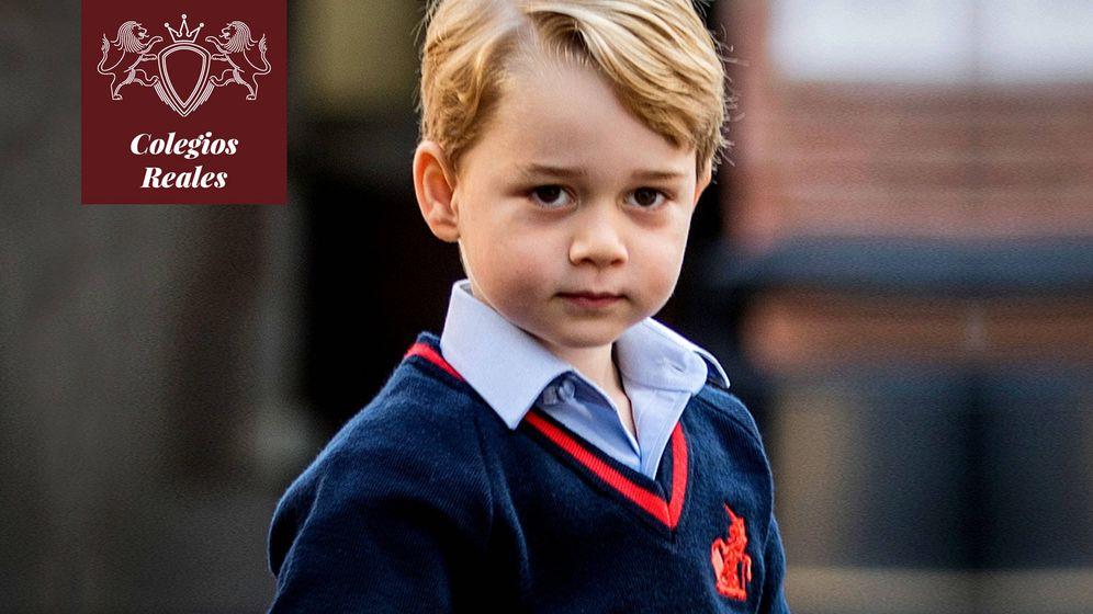 Foto: El príncipe George de Cambridge. (Getty)