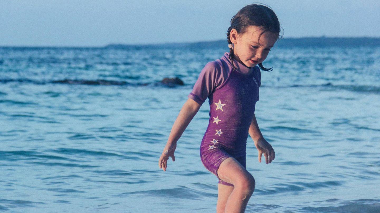 Los menores de 3 años no deben exponerse al sol. (Unsplash)