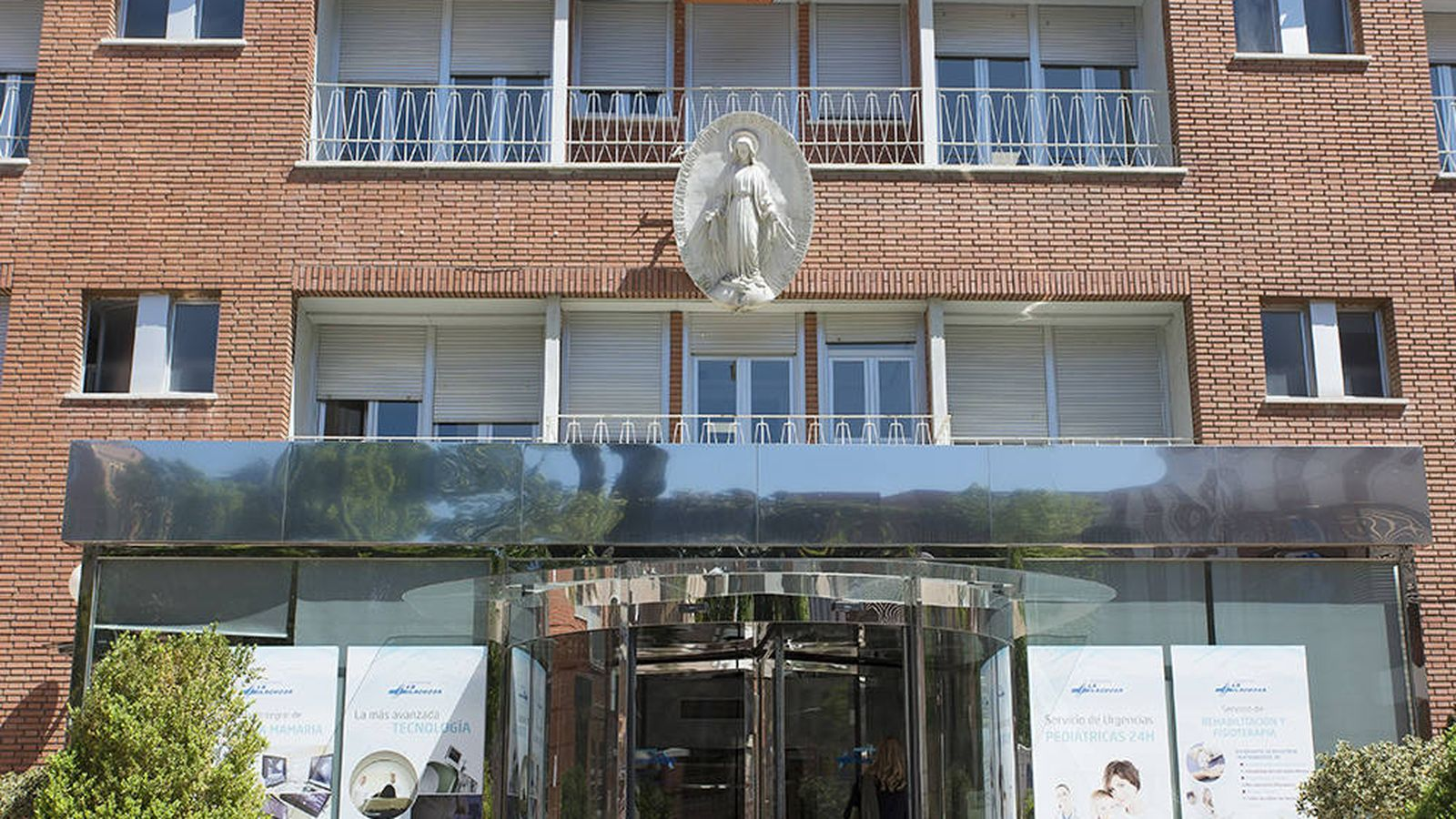 Foto: Hospital La Milagrosa.