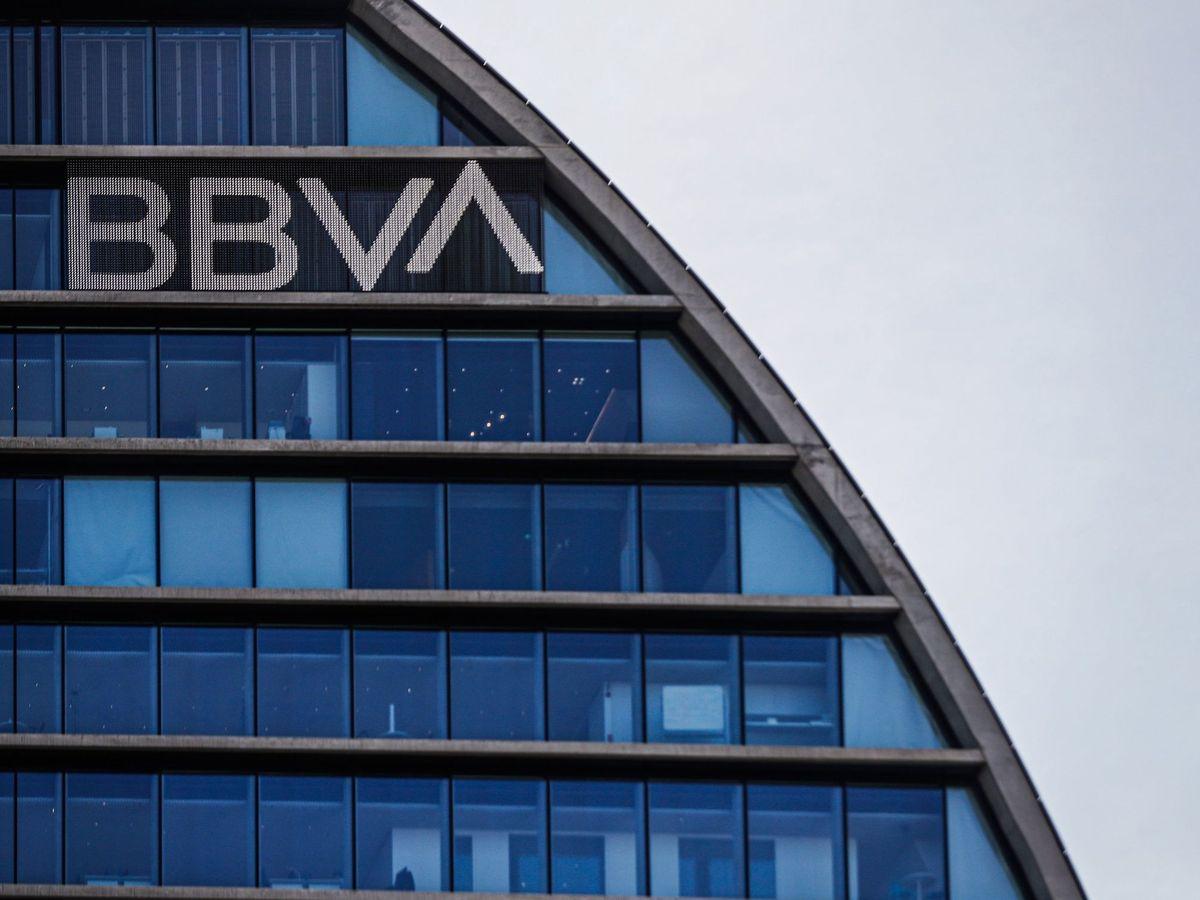 Foto: Sede de BBVA en Madrid. (EFE)