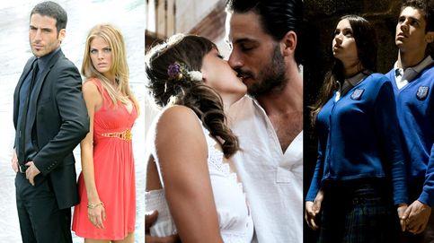Las 11 parejas míticas de la televisión: de Lucas y Sara al Duque y Catalina