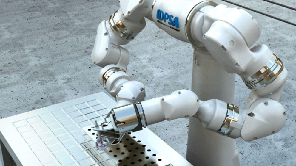 Un robot evitaría el error humano al trabajar con el ébola