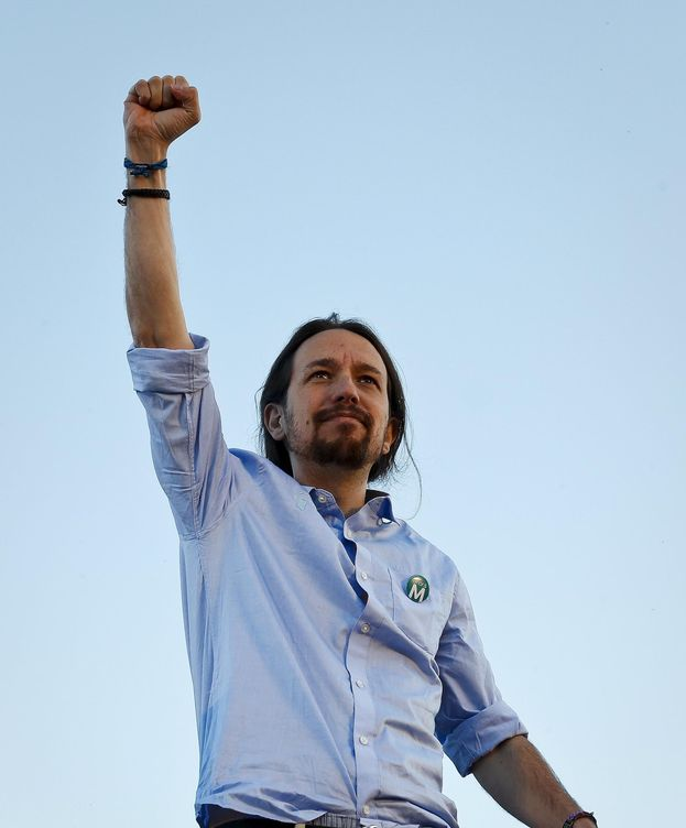 Foto: El dirigente de Podemos Pablo Iglesias. (Reuters)