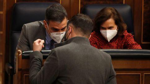 El PSOE tumba la petición de ERC sobre el referéndum en Cataluña y Podemos se abstiene
