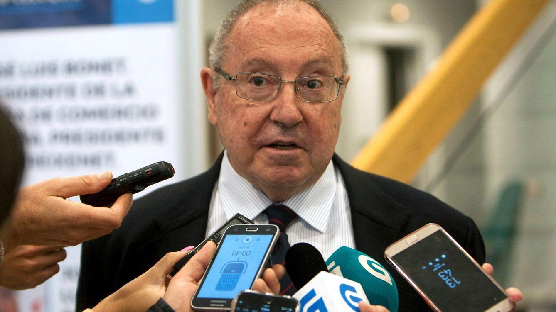José Luis Bonet es reelegido presidente de la Cámara de Comercio hasta 2022
