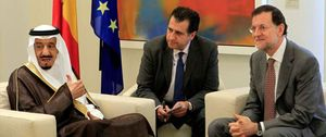 Foto: Arabia Saudí se convierte en el principal cliente de España en material militar