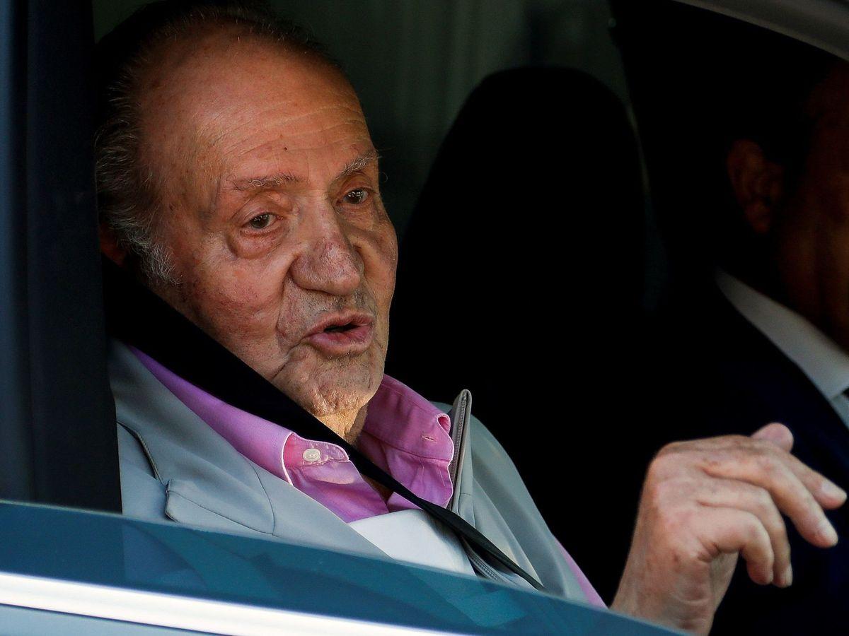 Foto: El rey Juan Carlos. (EFE)