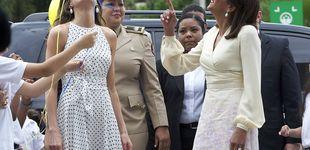 Post de ¡Qué bien te sienta el Caribe, Letizia! El look de la Reina que nos tiene enamorados