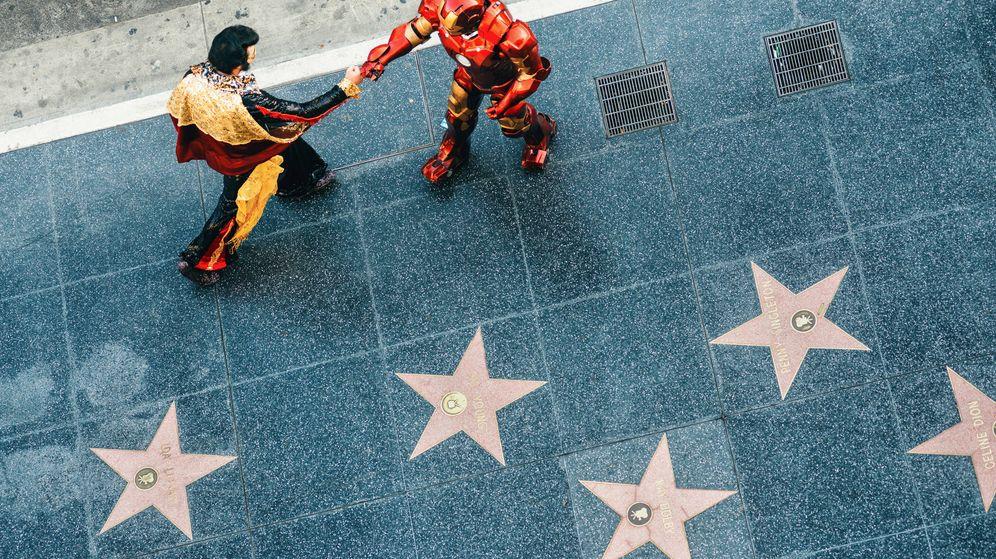 Foto: Paseo de la fama de Los Ángeles (iStock)