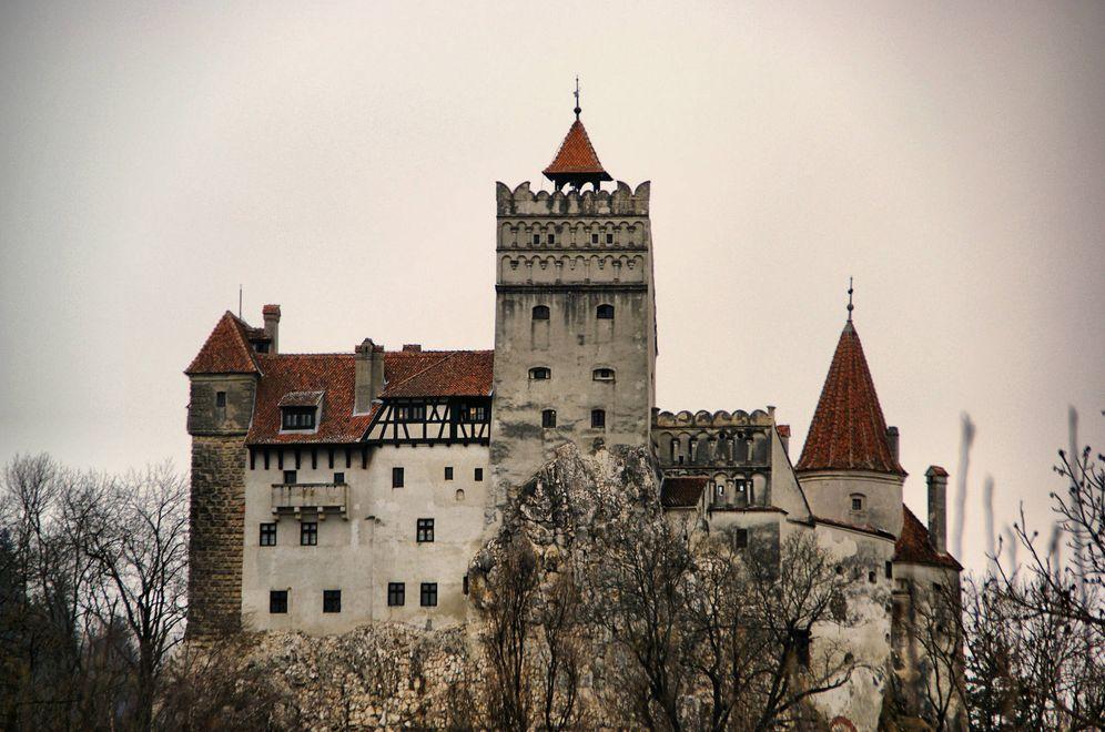 Foto: ¿Se atrevería a dormir en el castillo de Bran donde 'vivió' el conde Drácula? (CC/Flickr/Alexandru Panoiu)