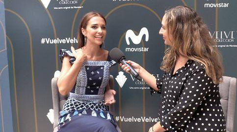 Paula Echevarría: Afronto la nueva etapa con mucha ilusión
