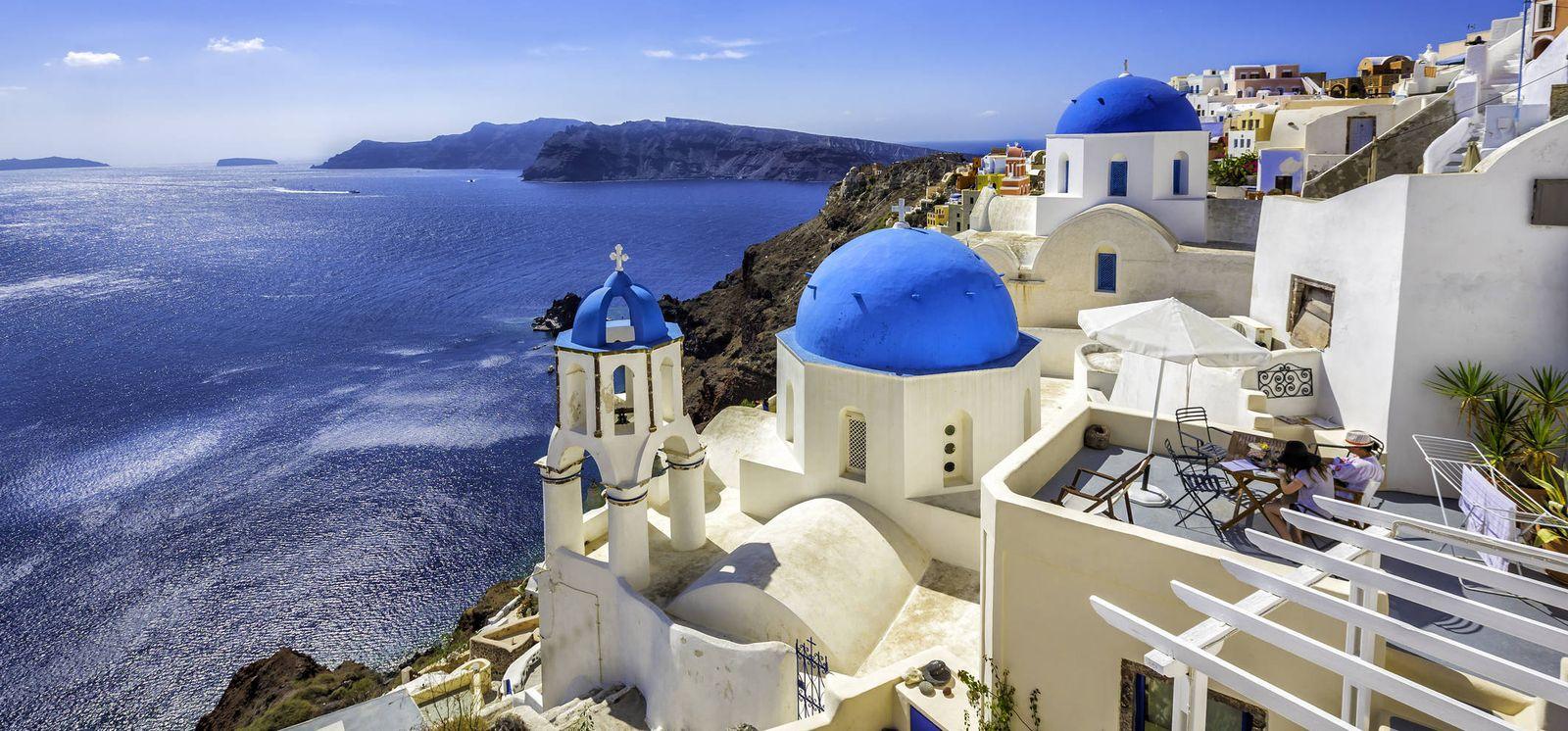 Foto: Santorini.