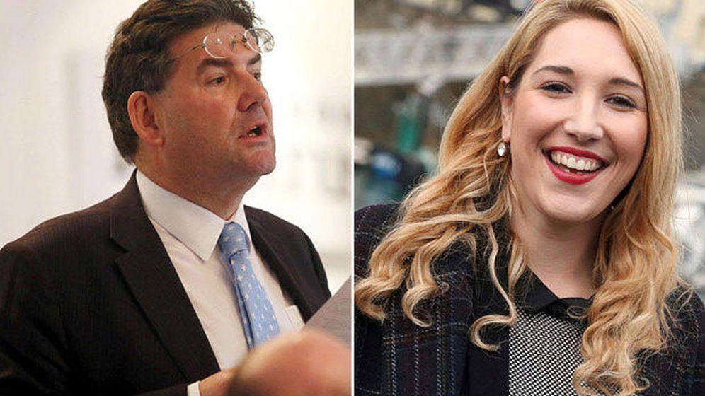 Foto: Este hombre solo contrataba 'buenorras' y ella se enteró. (The Telegraph)