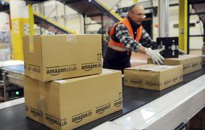 Amazon se desploma arrastrada por un aumento de las pérdidas