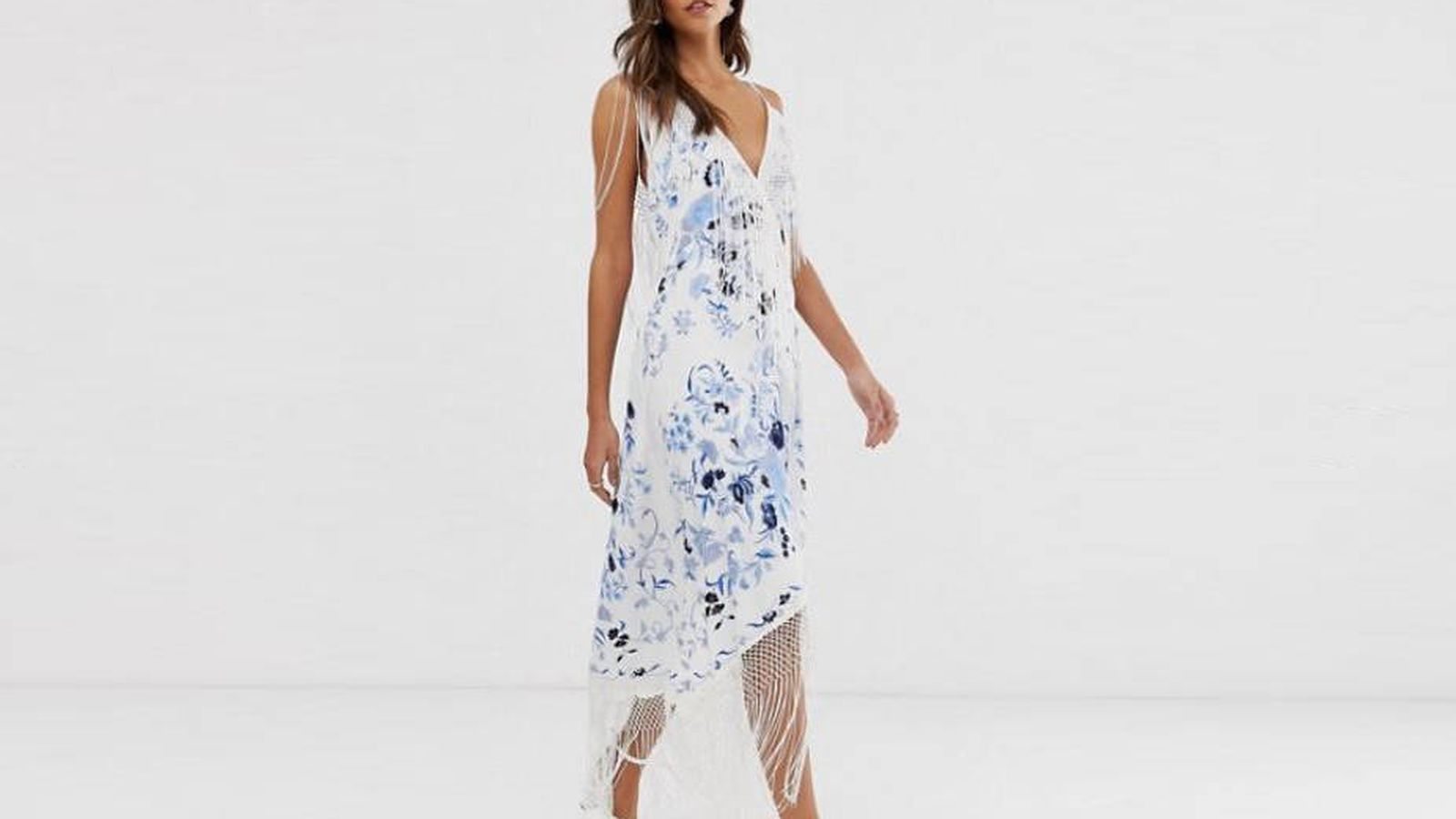 Foto: El vestido con el que todos te envidiarán. (Cortesía)