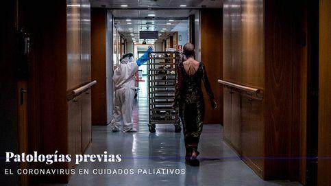 En el hospital de paliativos: Tengo cáncer de pulmón y he pasado el coronavirus