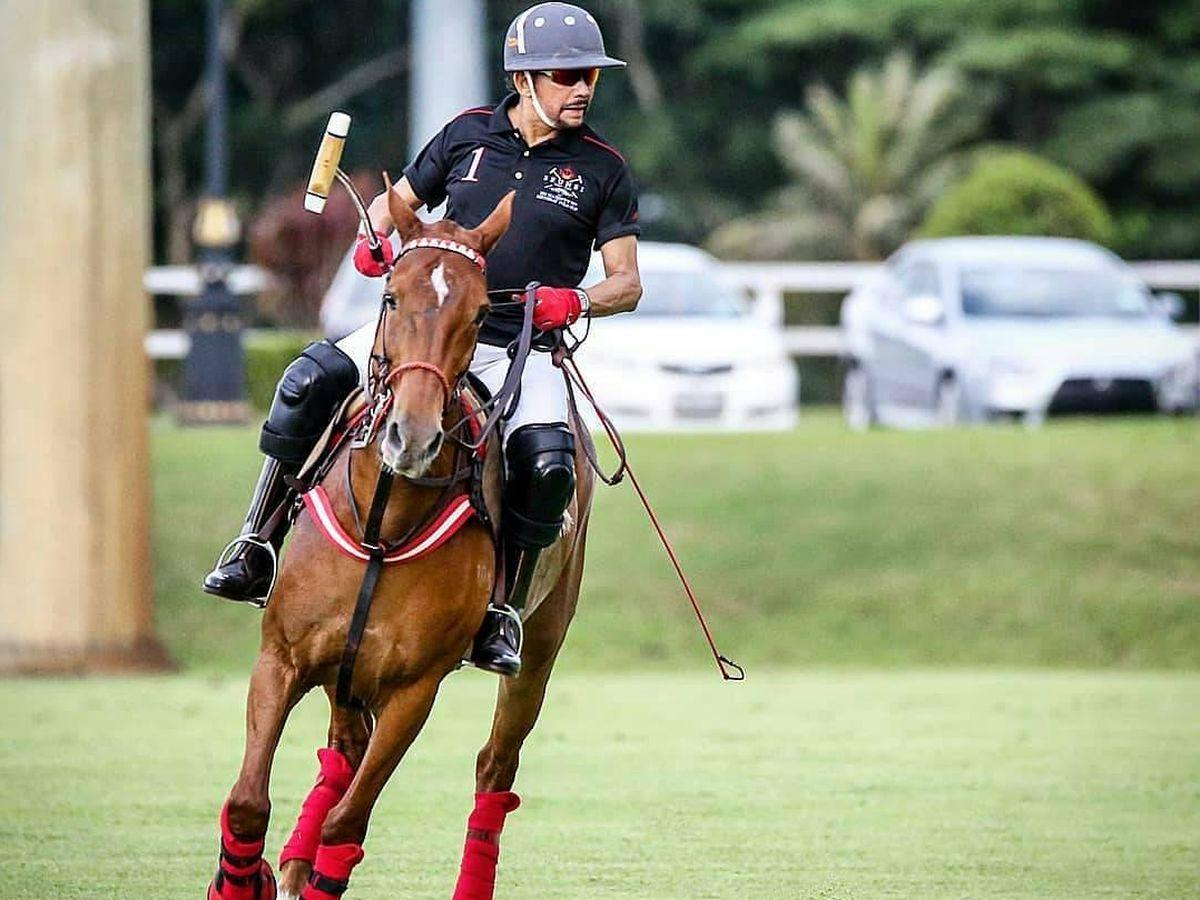 Foto: El sultán de Brunéi. (IG)