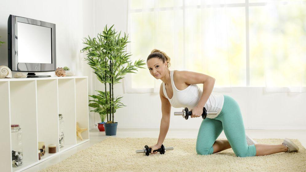 V deo por qu es mejor hacer deporte en casa que en un for Que es un gimnasio