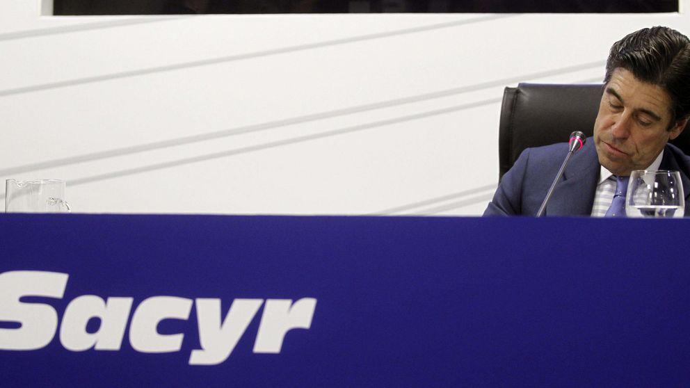Sacyr paga 213 millones de deuda de Repsol con el 1,4% de la petrolera en derivados