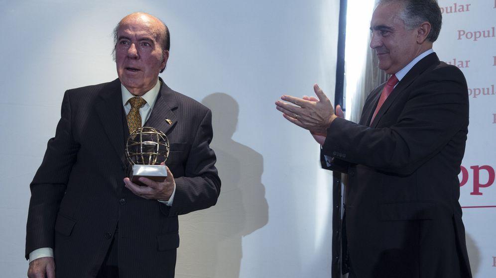 Foto: Chiquito de la calzada recibió el año pasado el premio de los hoteleros de la Costa del Sol. (EFE)