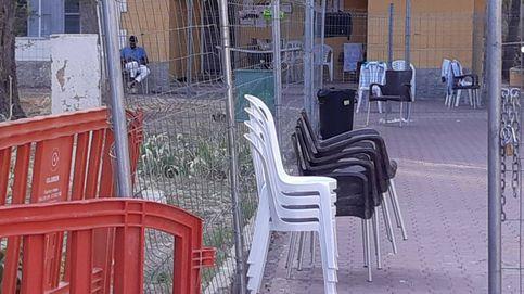 Interior instala un falso CIE y desborda la capacidad de la Guardia Civil en la comarca