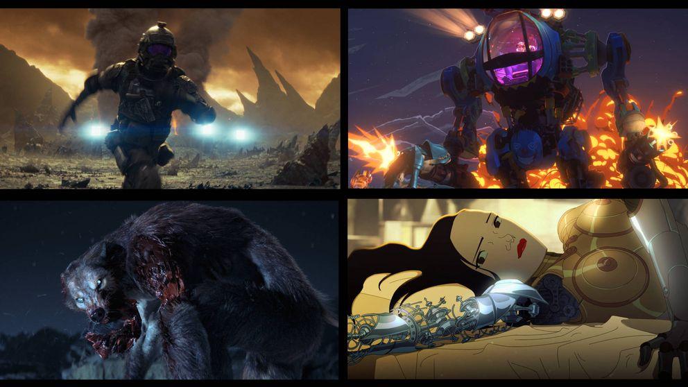 'Love, Death & Robots', la nueva serie de animación para adultos de Netflix