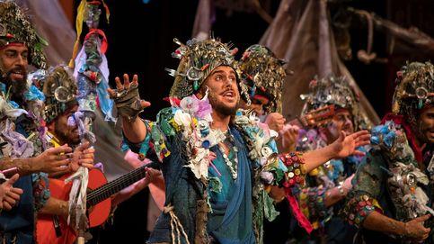 COAC 2020: los 15 finalistas del concurso del Carnaval de Cádiz (y sus actuaciones)