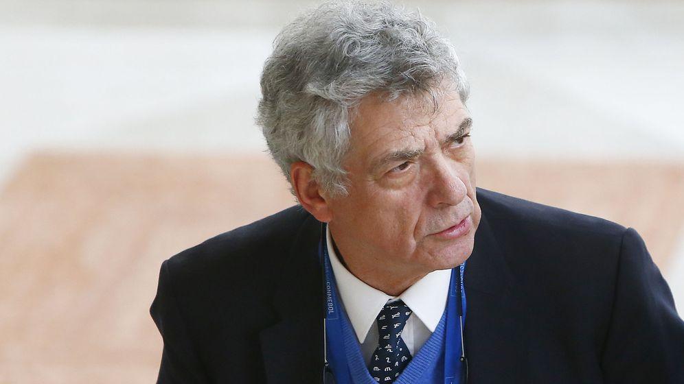Foto: El presidente de la RFEF, Ángel María Villar. (EFE)