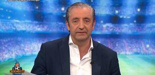 Post de Por qué Josep Pedrerol no está presentando 'Jugones' ni 'El Chiringuito'