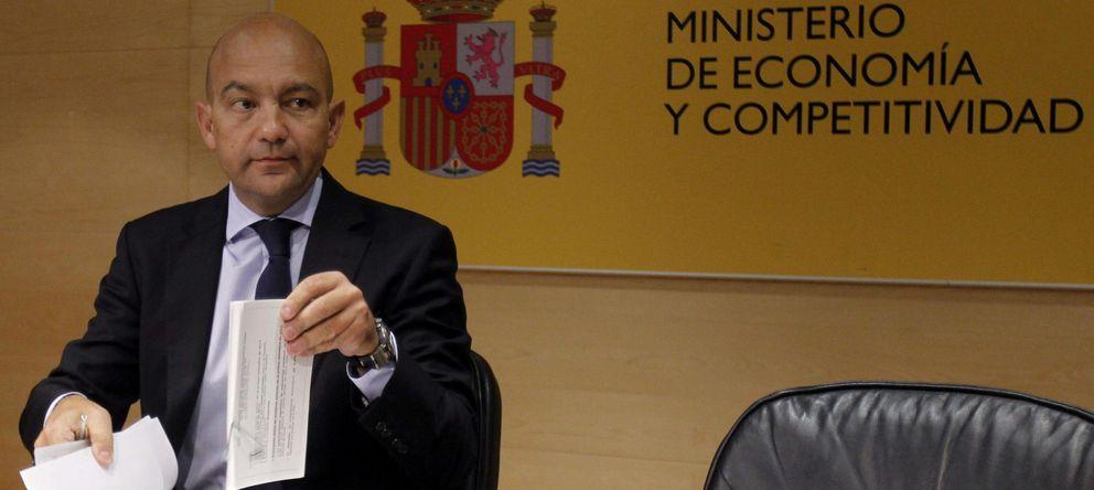 Foto: El secretario de Estado de Comercio del Ministerio de Economía y Competitividad, Jaime García-Legaz. (EFE)