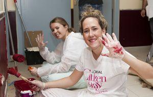 Más de 400 empleados de L'Oréal dedican su jornada laboral a proyectos sociales