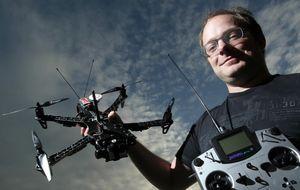 Pronto mandaremos a los 'drones' a hacer la compra
