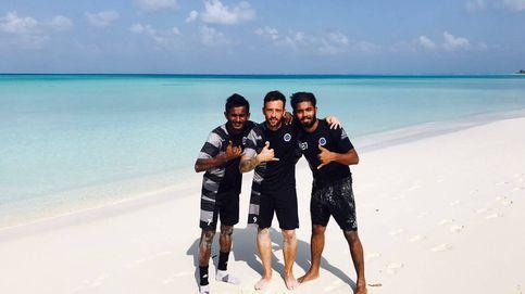 ¿Cómo se vive del fútbol en Maldivas? El gol de Adrián Gallardo en el paraíso