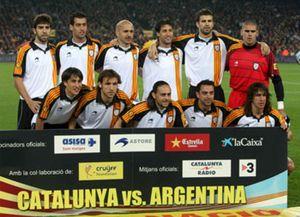 La Cataluña de Cruyff le saca los colores a la Argentina de Maradona