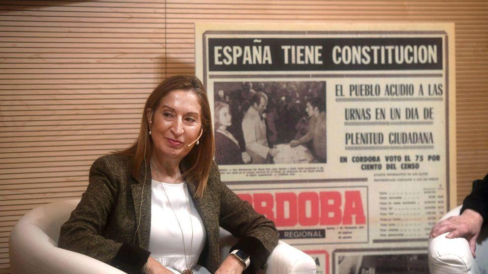 Ana Pastor, sobre la irrupción de Vox: Fuera de la Constitución no hay nada