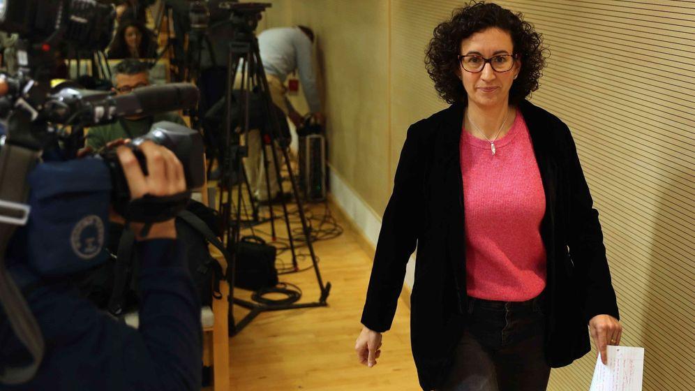 Foto: La secretaria general de ERC, Marta Rovira. (EFE)