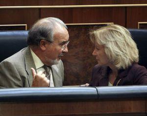 Solbes renuncia a su escaño en el Congreso de los Diputados