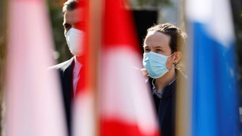 Iglesias se estrena como candidato en Madrid marcando distancia con el PSOE en vivienda
