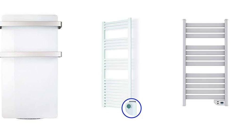 Foto: Los mejores toalleros eléctricos para tu ducha más confortable